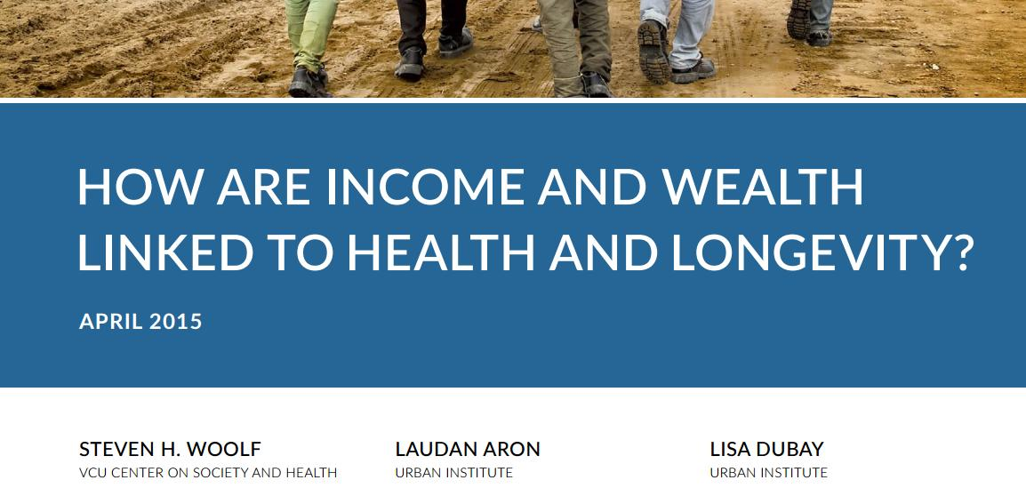 health and wealth linkage